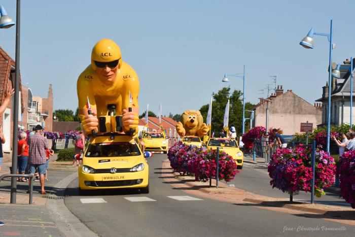 Tour de France - Caravane-2590