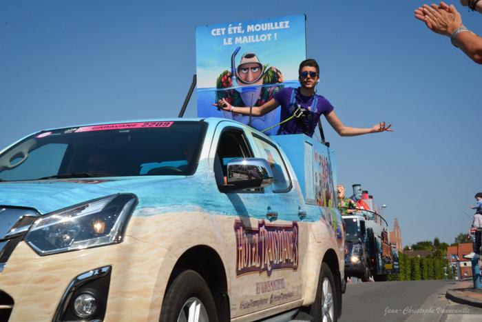 Tour de France - Caravane-2764